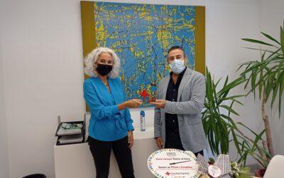 Cruz Roja Española ha premiado la labor de AUDAL por nuestra colaboración en su Plan de Empleo