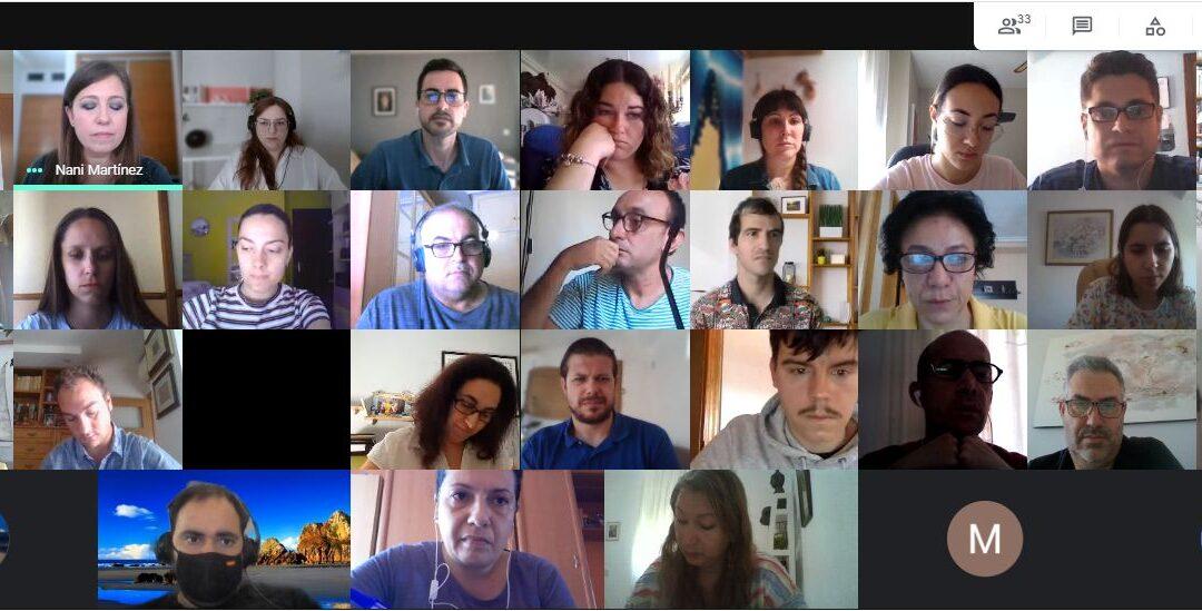Colaboración con las Lanzaderas de Almería y Cartagena